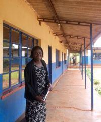 Nora, school principal
